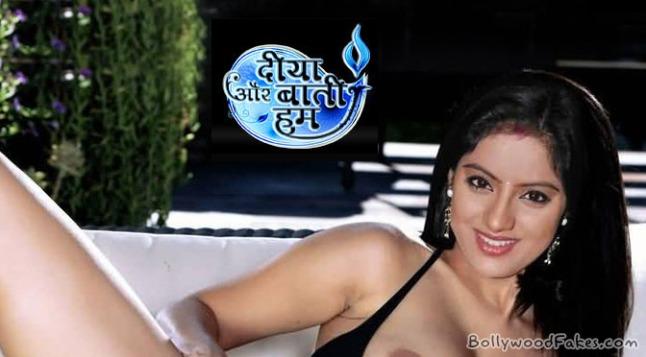 Deepika Singh Aka Sandhya From Diya Aur Baati Hum Nudes
